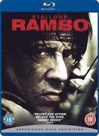 Rambo (2008) (Blu-ray)