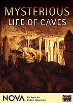 Mysterious Life of Caves - (Region 1 Import DVD)