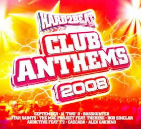 Hard2beat - Hard2beat Club Anthems 2008 (CD)