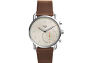 Fossil Q Commuter Hybrid Smartwatch Brown Leather