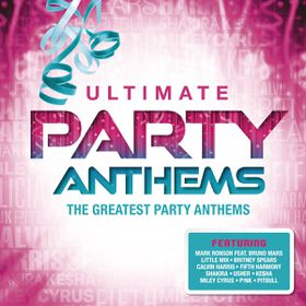 Various Artist - Ultimate Party Anthems (CD)