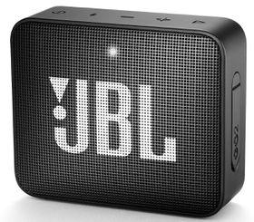 JBL GO 2 BT Speaker - Black