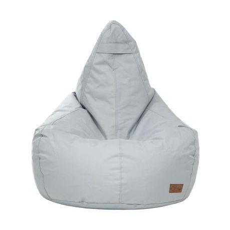 Astounding Cielo Linc Pearshape Bean Bag Light Grey Ncnpc Chair Design For Home Ncnpcorg