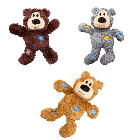 392f4be39cae Kong - Wild Knots Bear Plush Toy - Extra Small | Buy Online in South ...