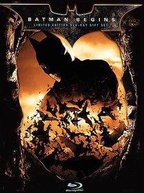 Batman Begins Gift Set - (Region A Import Blu-ray Disc)