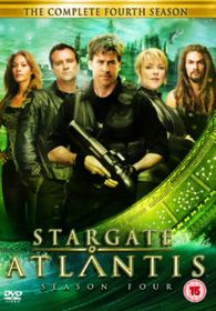 Stargate Atlantis-Season 4 - (Import DVD)