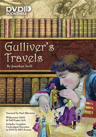 Gullivers Travels by DVD Bookshelf - (Import DVD)