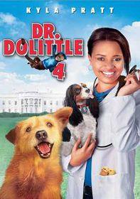 Dr. Dolittle 4 - (DVD)