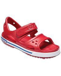 aea71c728bffe Crocs PS Kid s Crocband II Sandals - Red