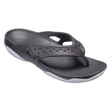 b02e4ffe3126e Crocs Men's Swiftwater Deck Clogs - Black | Buy Online in South Africa |  takealot.com