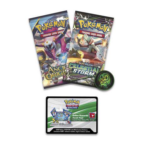 Pokemon Trading Card Game Enhanced 2-Pack Blister - SM07