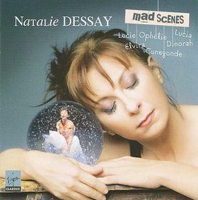 Natalie Dessay - Mad Scenes (CD)