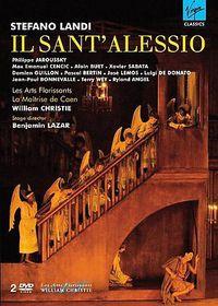 Christie, William - Landi: Sant' Alessio - (EMI Import DVD)