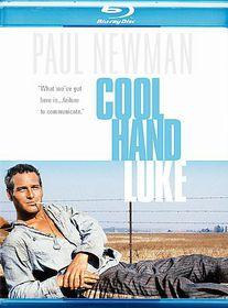Cool Hand Luke - (Region A Import Blu-ray Disc)