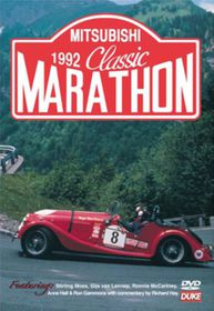 Classic Marathon Rally 1992 - (Import DVD)