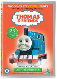 Thomas Tank Engine - Series 8 - (Import DVD)