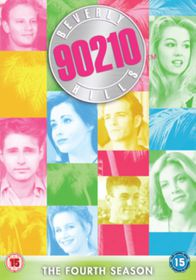 Beverly Hills 90210 - Season 4 - (Import DVD)