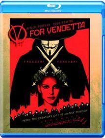 V for Vendetta - (Import Blu-ray Disc)