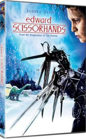 Edward Scissorhands (1990)(DVD)