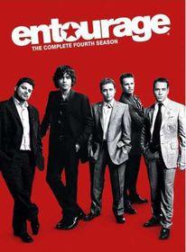 Entourage - Season 4 (DVD)