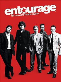 Entourage:Complete Fourth Season - (Region 1 Import DVD)