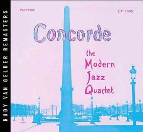 Modern Jazz Quartet - Concorde - Remastered (CD)