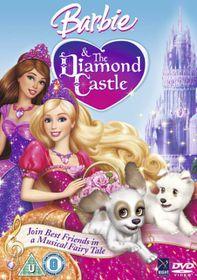 Barbie-Diamond Castle - (Import DVD)
