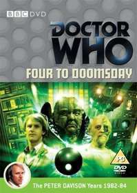 Dr Who-Four to Doomsday - (Import DVD)