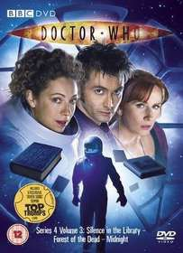 Dr Who Series 4 Volume 3 (Tennant) - (Import DVD)