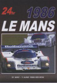 Le Mans 1986 Review - (Import DVD)