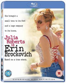 Erin Brockovich - (Import Blu-ray Disc)