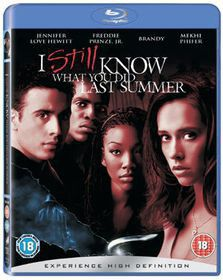 I Still Know What You Did Last Summer - (Import Blu-ray Disc)