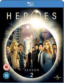Heroes Season 2 (Blu-ray)