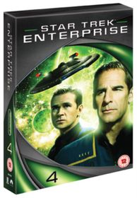 Star Trek: Enterprise - Season 4 - (Import DVD)