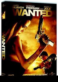 Wanted (2008)(DVD)