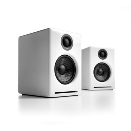 AudioEngine A2+W Powered Desktop Speakers (Pair) | Buy