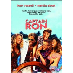 Captain Ron (1992)(DVD)