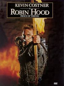 Robin Hood: Prince of Thieves  (Single Disc) - (DVD)