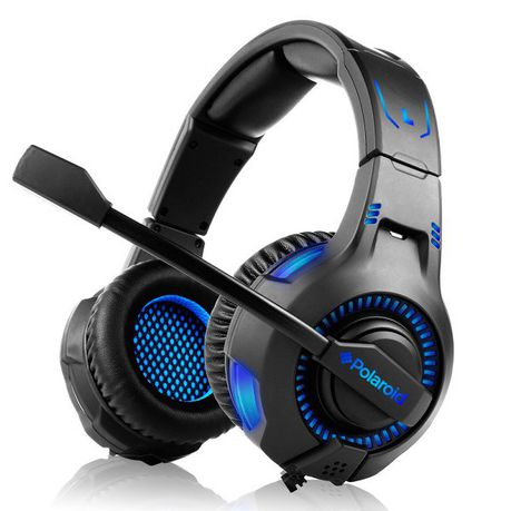 Polaroid 7 1 Vibration Gaming Headphone (PC)