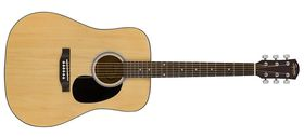 Fender SA-150 Squier Dreadnought Guitar