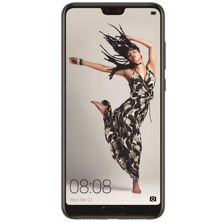 Huawei P20 Pro 128GB LTE - Black | Buy Online in South