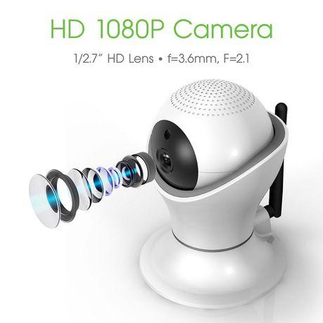 Gimmicks & Gizmos Wifi IP Security Camera & Recorder | Buy