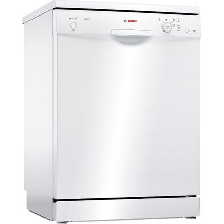 Bosch 12 Place Dishwasher White Buy Online In South Africa Takealot Com