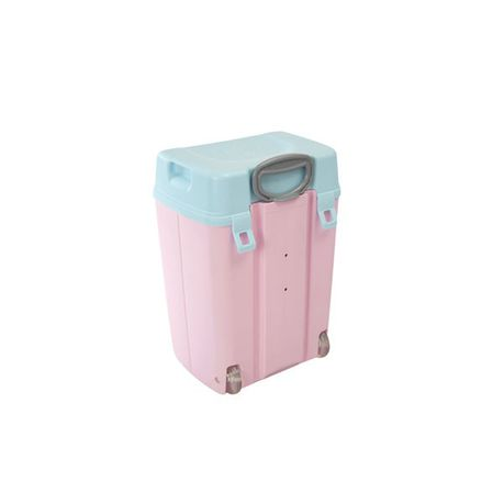 Todii Preschool Bag With Pink Body Blue Lid Buy Online In South