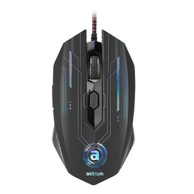 97845e32c15 Zelotes T90 8000 DPI 8 Button Multi Colour USB Wired Gaming Mouse ...