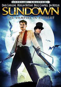 Sundown:Vampire in Retreat - (Region 1 Import DVD)