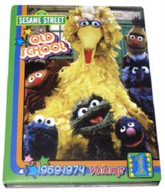 Sesame Street: Old School - (Import DVD)