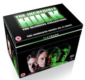 The Incredible Hulk - The Complete Seasons 1-5