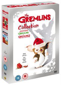 Gremlins 1 & 2 Xmas Sleeve (Parallel Import - DVD)