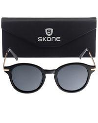1cd1c760a3c Skone Ballito Round UV400 Sunglasses